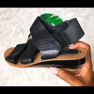 RARE!!!! See by Chloe Leather Velcro Sandals!